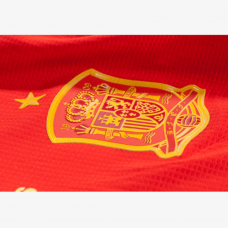 Spain 2018 Long Sleeve Home Jersey