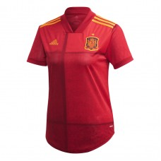 Spain Home Football Shirt 2020 2021 - Women