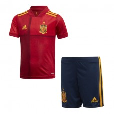 Spain Home Football Kit 2020 2021 - Kids