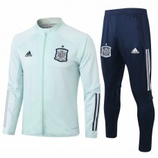 Spain Green Presentation Soccer Training Tracksuit 2020