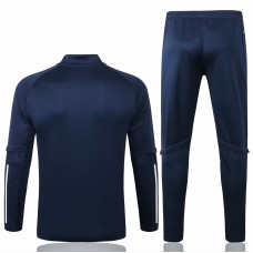 Spain Navy Presentation Soccer Training Tracksuit 2020