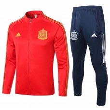 Spain Training Soccer Tracksuit 2020