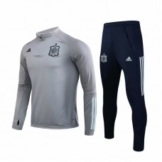 Spain Soccer Training Technical Tracksuit 2020