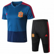 Spain Training Presentation Soccer Short Tracksuit 2018/19