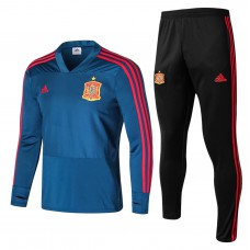 Spain Training Presentation Soccer Tracksuit 2018/19