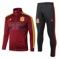 Spain Training Soccer Tracksuit 2018/19