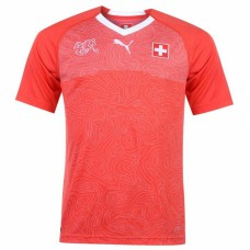 Switzerland 2018 Home Jersey