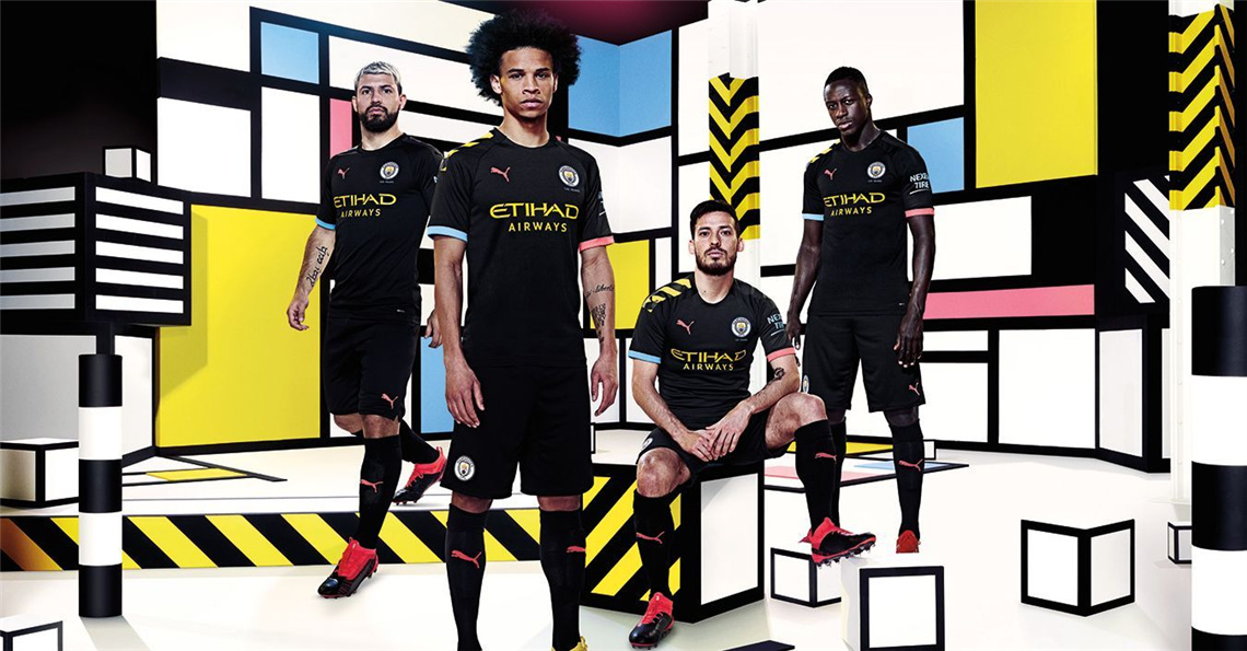 Manchester City 2019 Jersey